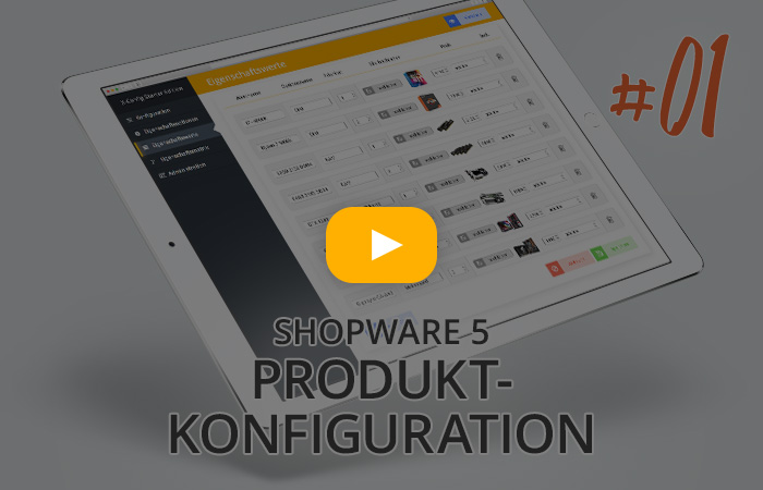 X-CONFIG CIM Starter Edition - Produktkonfiguration